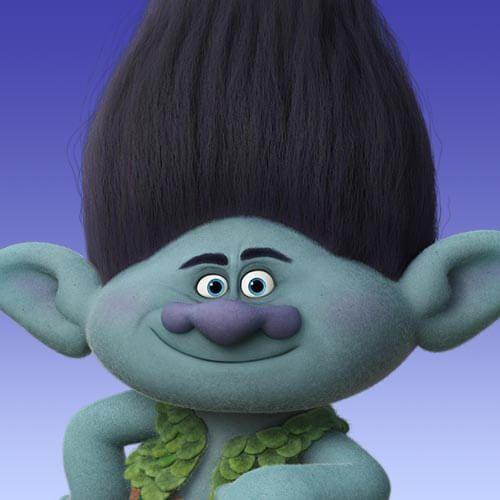 Juguetes trolls Branch