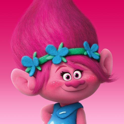 Juguetes trolls Poppy