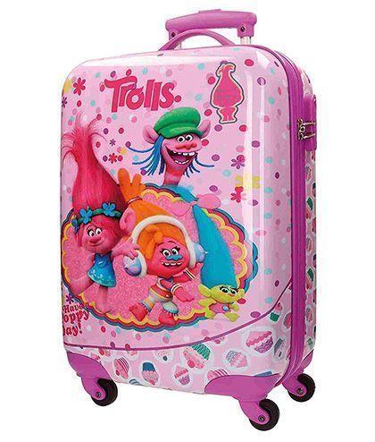 juguetes trolls maletas trolls