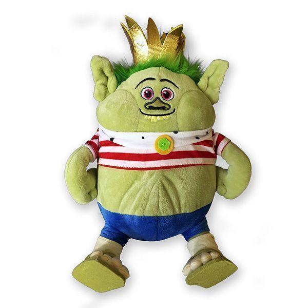 juguetes trolls peluche bergen rey gristle